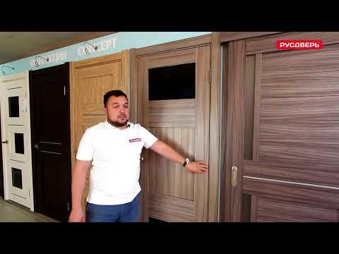 Обзор межкомнатной двери Dream Doors C4