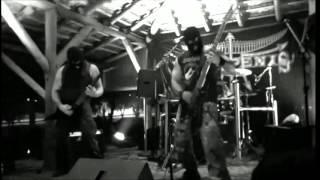 """GOATPENIS - """"High Temperature Fire"""" - Live (BLUMENAU -SC) - 2011"""