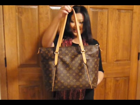 d3eb0815cb5a Louis Vuitton Totally MM Review - YouTube