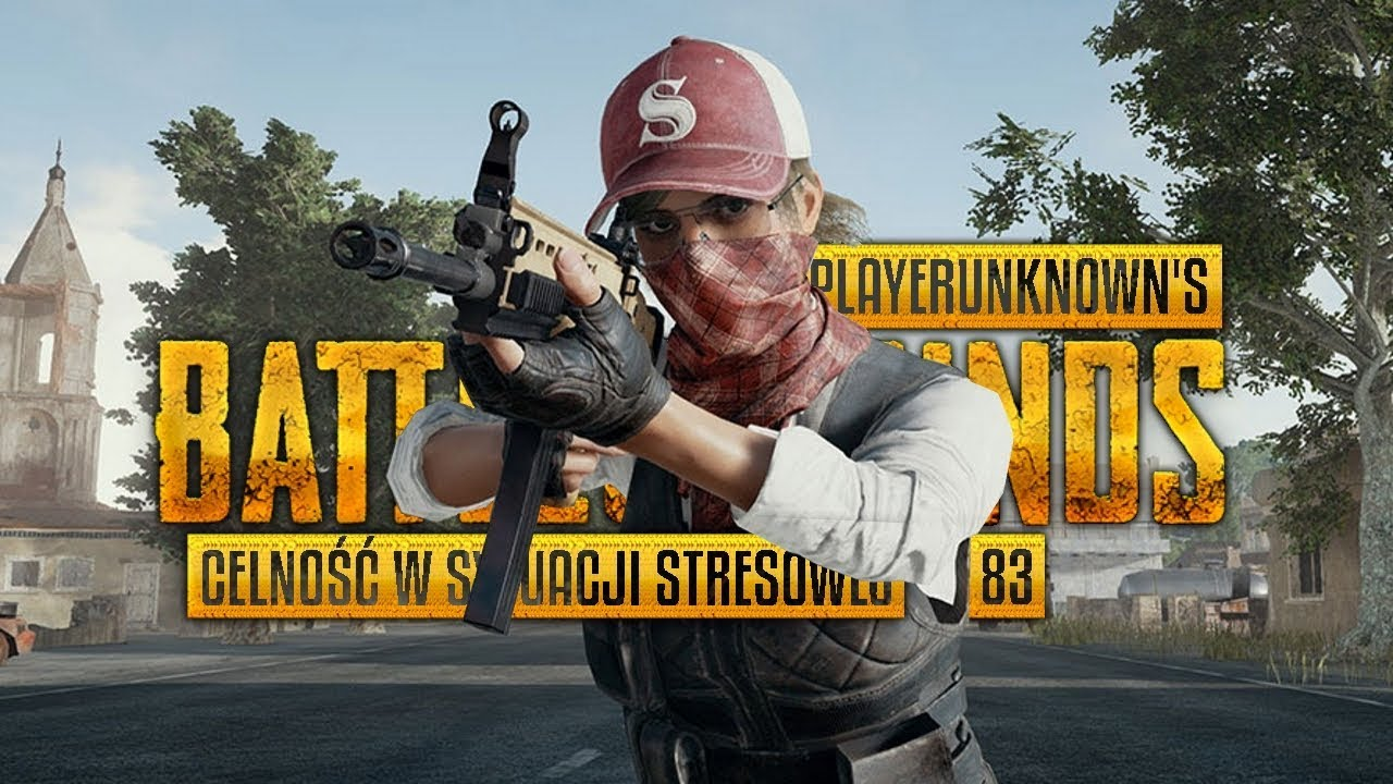 Playerunknown's Battlegrounds (PL) #83 – Celność w sytuacji stresowej (FPP Gameplay PL / Zagrajmy w)