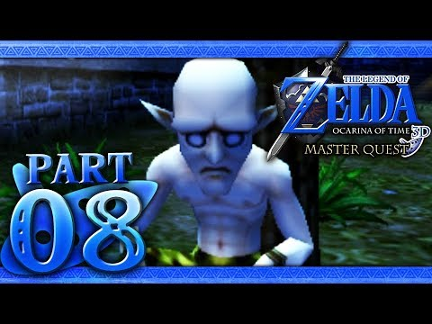 The Legend of Zelda: Ocarina of Time 3D (Master Quest) Part 8 - Gold Skulltula Hunting
