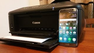 how to print a document from your phone