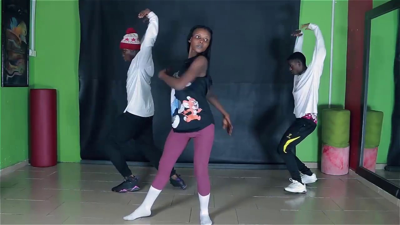 dance for me 1(nigerian dance video) xcel theater