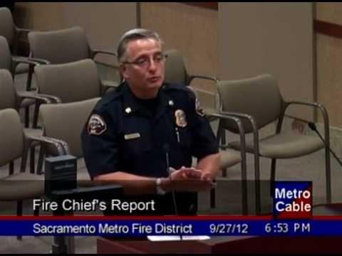 09/27/12 - Board Meeting (Part 1) - Metro Fire
