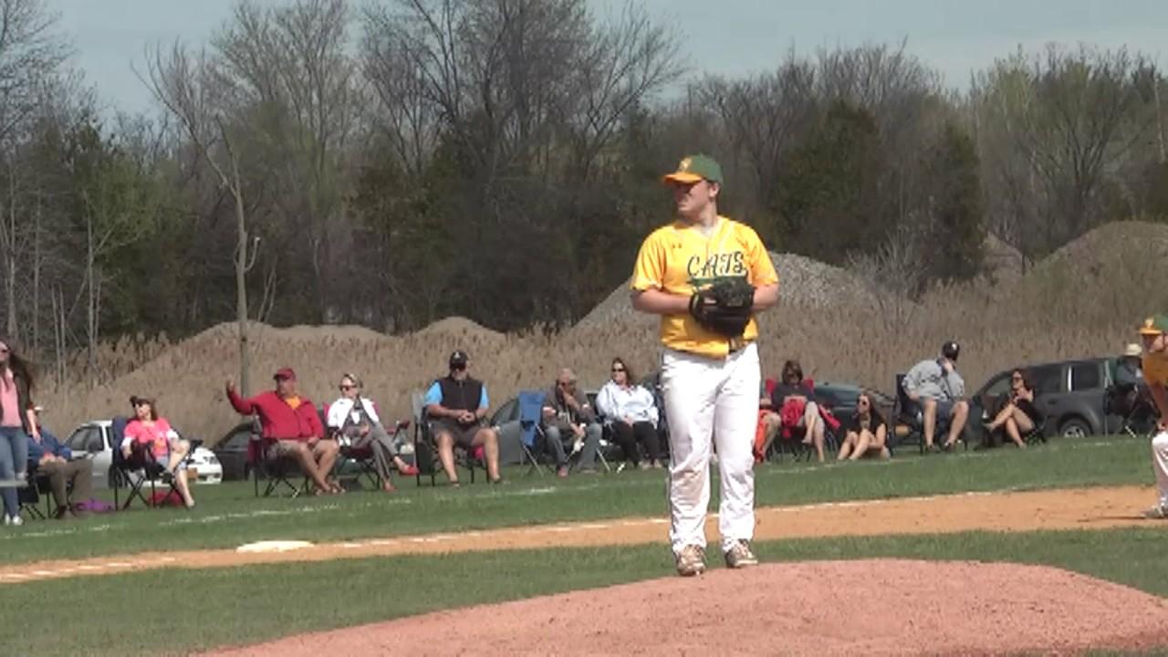 NAC - Beekmantown Baseball  4-29-17