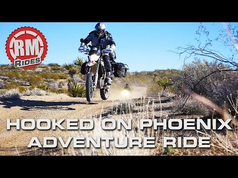 RM Rides: Adventure Motorcycle Series - Hooked on Phoenix