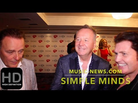 Simple Minds I Interview I Music-News.com