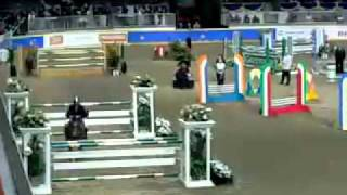 Horse Jumper And Agility Dog Relay   Royal Horse Show In Toronto Ontario   Youtube