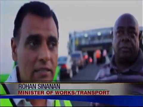 Minister Of Works And Transport Not Pleased With Port Delays