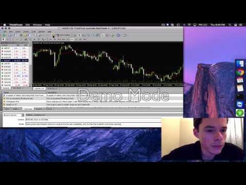 Get Algorithmic Trading