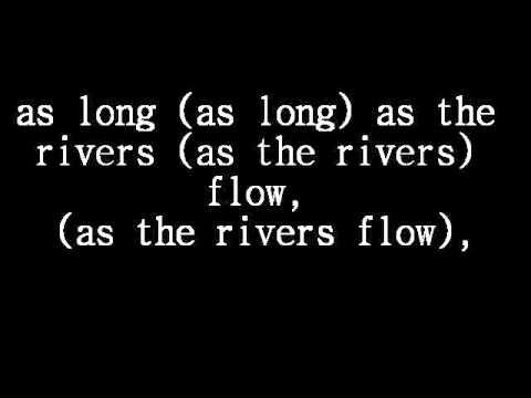Johnny Cash & June Carter - As Long As The Grass Shall Grow lyrics