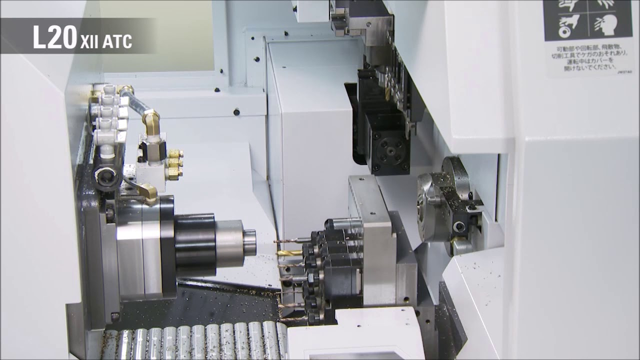 Precision Machining Technology Moving Shops Forward