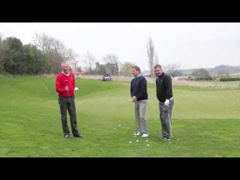 Short-game masterclass with Andrew Murray
