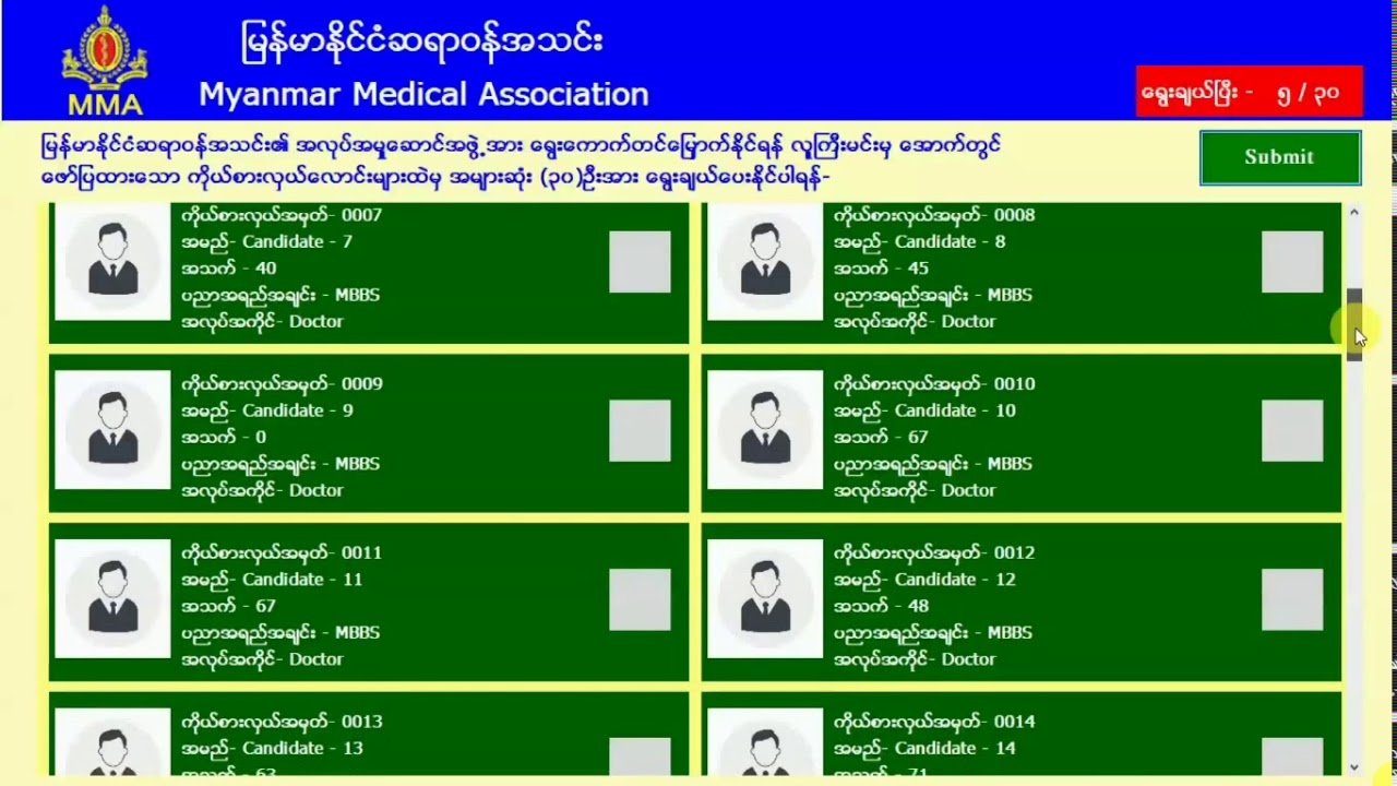 Myanmar Gastroenterology & Liver Society   Myanmar Medical