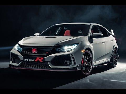 Novo Honda Civic Type R - Ouça o ronco e veja o novo hot hatch nipônico