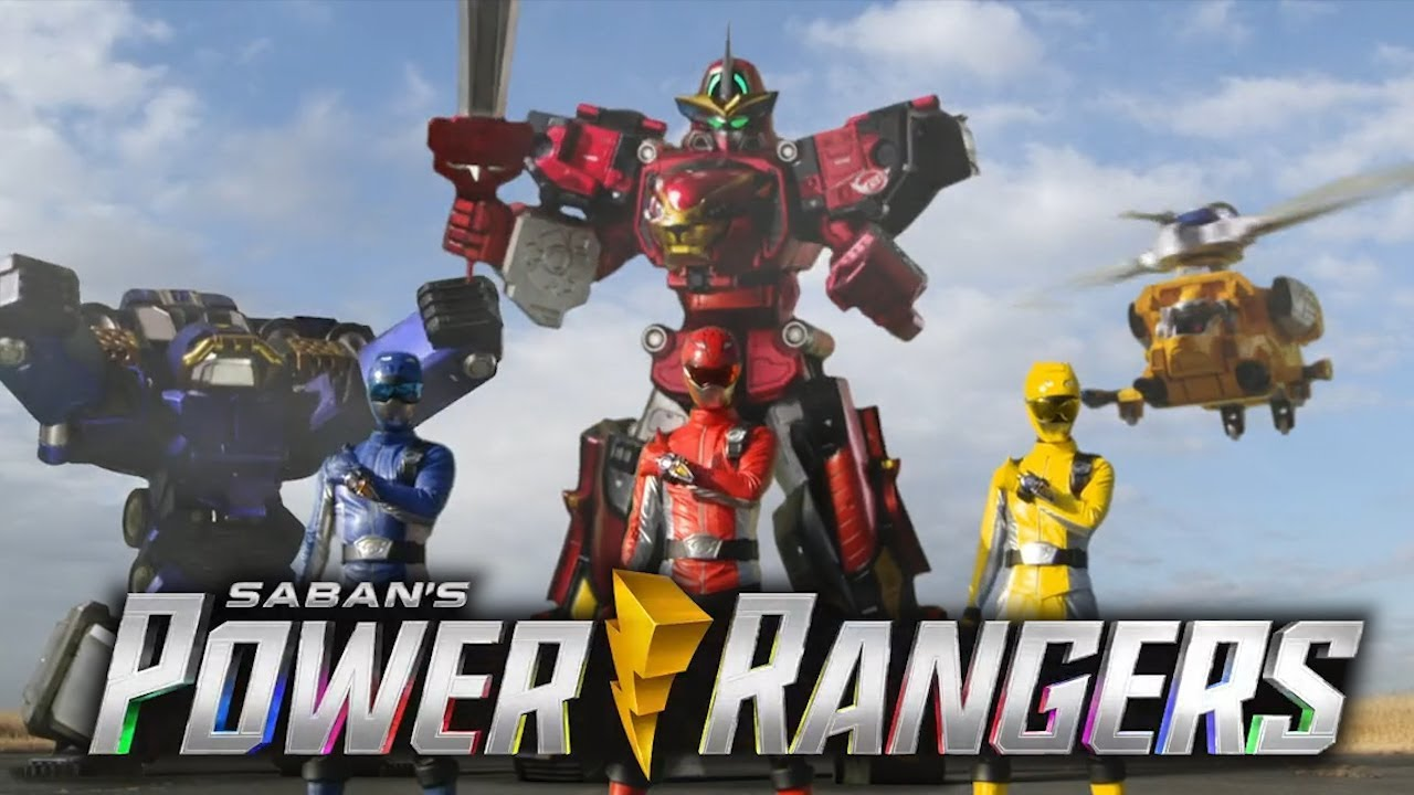 power rangers beast morphers - 1280×720