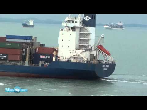 CONTI SYDNEY CONTAINER SHIP FOR MERCHANT NAVY