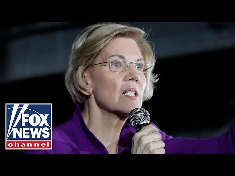 Sen. Warren calls for an end to the Electoral College