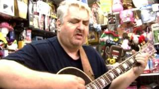 Daniel Johnston - There Is A Sense Of Humour Way Beyond Friendship / THEY SHOOT MUSIC