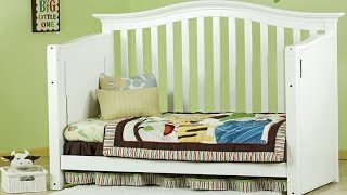 Dream On Me Electronic Wonder Crib Ii Baby Crib Set Converts To A Toddler Day Bed And Full Size Bed