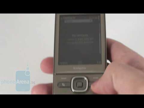 Nokia 6710 Navigator Ревю