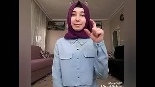 Rab Ne Bana Di Jodi - Tujh Mein Rab Dikhta Hai 😍 İşaret Dili [Azime Özdemir]