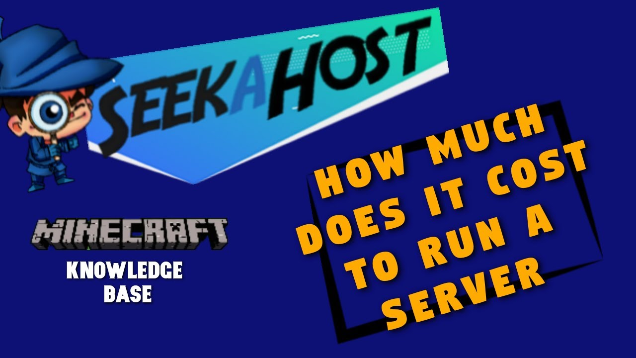 Minecraft Server Cost: How much does it cost to run a Minecraft server