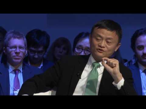 Davos 2017  Jack Ma