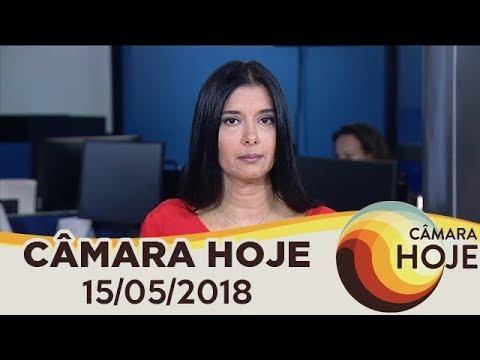 Câmara Hoje - Relator do projeto da Escola sem Partido apresenta parecer | 15/05/2018