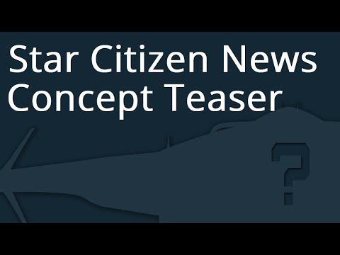 Star Citizen News | Concept Teaser & Patch 3.1.2c