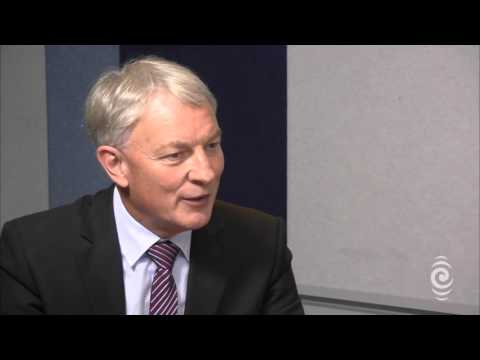 Auckland Mayoral Candidate Phil Goff