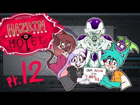 HAZBIN HOTEL Animation Cleanup Ft. Chris Ayres, Kellen Goff, Krystal LaPorte, Michael Kovach