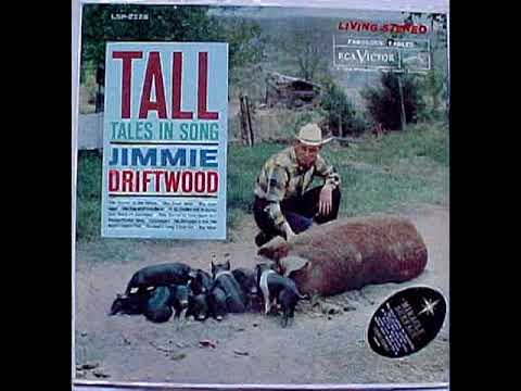 Tall Tales In Song [1960] - Jimmy Driftwood
