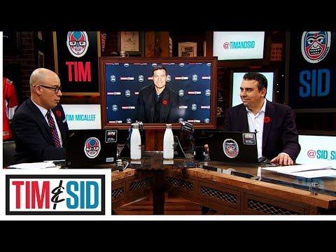 Nick Kypreos Talks Senators Leaked Uber Video & Joel Quenneville's Career Options | Tim and Sid