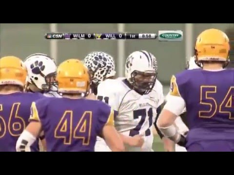2014 IHSA Boys Football Class 3A Championship Game: Wilmington vs. Williamsville