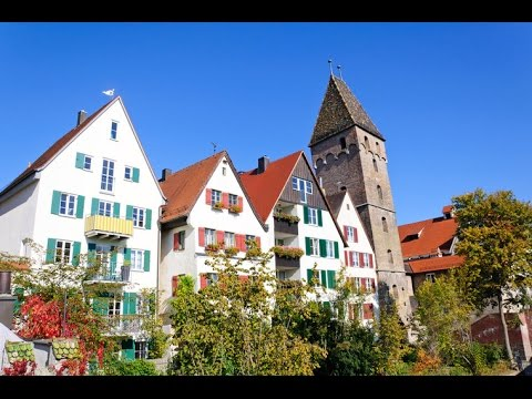 Top Tourist Attractions In Ulm Germany Youtube
