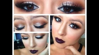 Dark Lips Tutorial Thumbnail
