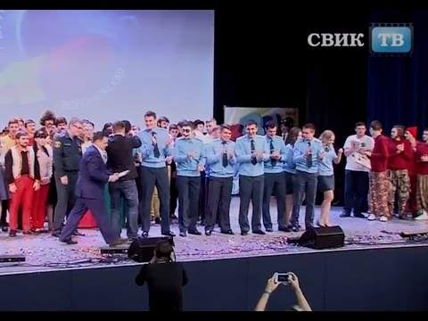 Лидер сезона КВН-2015 в Воронеже - команда МЧС