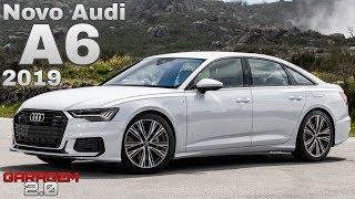 Novo Audi A6 2019 No Brasil - (Garagem 2.0)