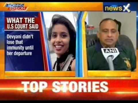 US court clears Devyani Khobragade