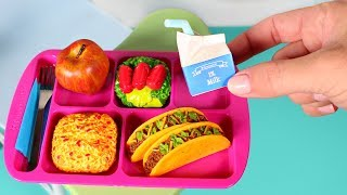 American Girl School Lunch Review
