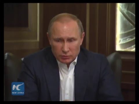 Putin: western sanctions foolish, harmful decision
