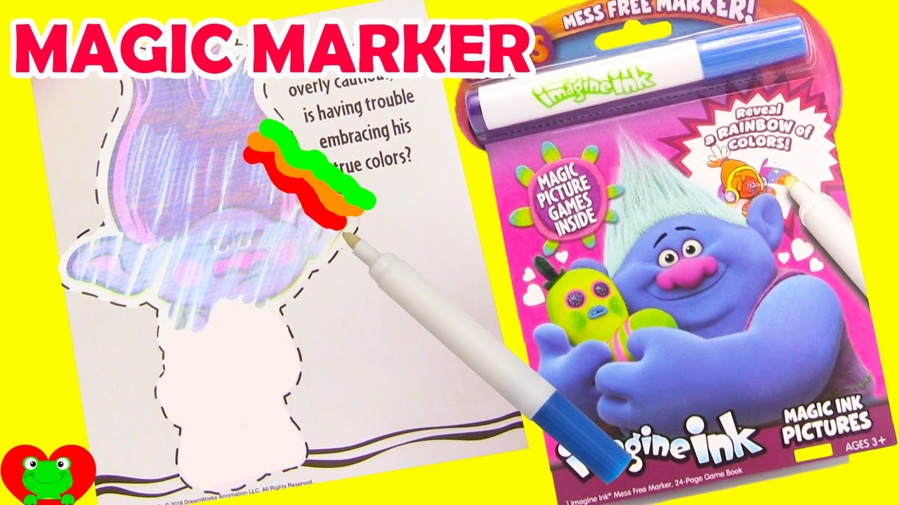 Magical Markers