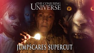 All The Conjuring Universe Jumpscares SuperCut!