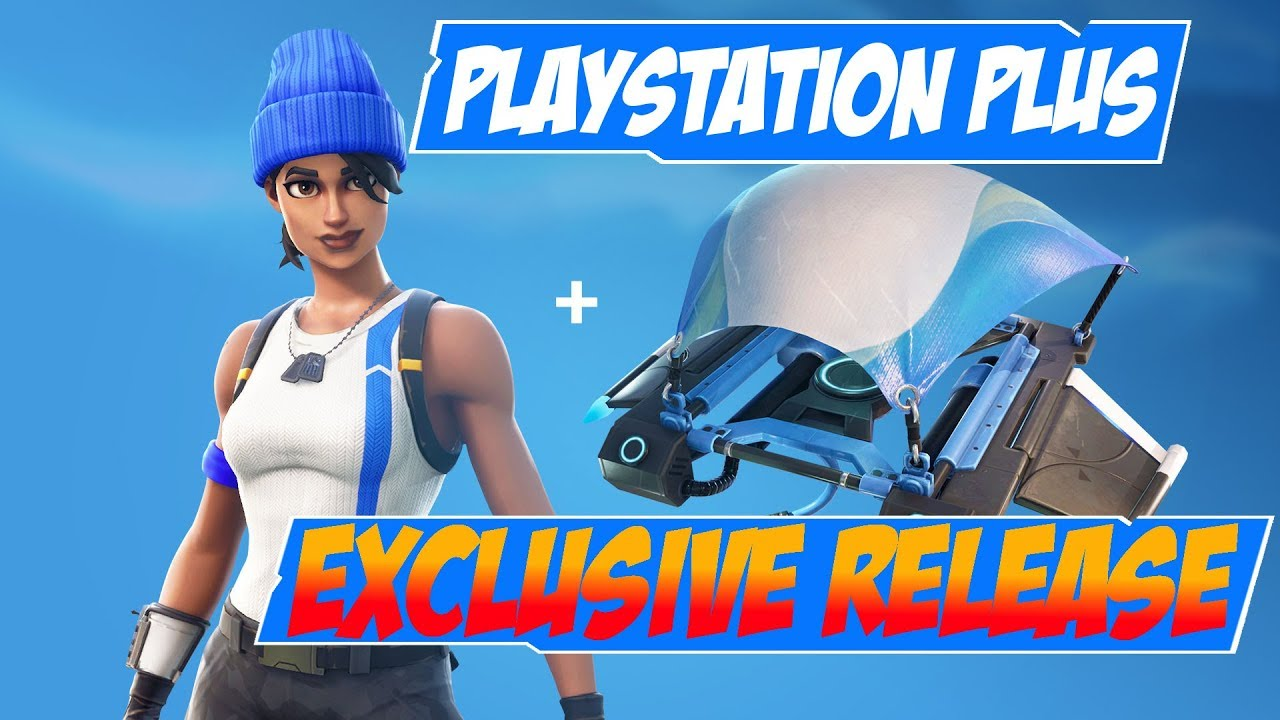 Free Celebration Pack Ps Plus Exclusive Fortnite Battle Royale Youtube