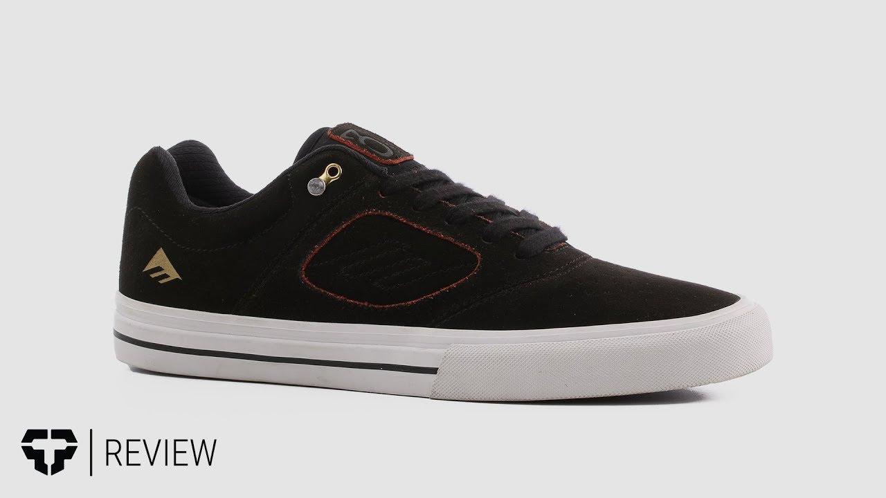 Emerica Reynolds 3 G6 Skate Shoes Review w/ Designer Paul Kwon - Tactics.com
