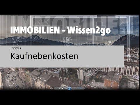 Immobilien Österreich – Kaufnebenkosten und Leistung