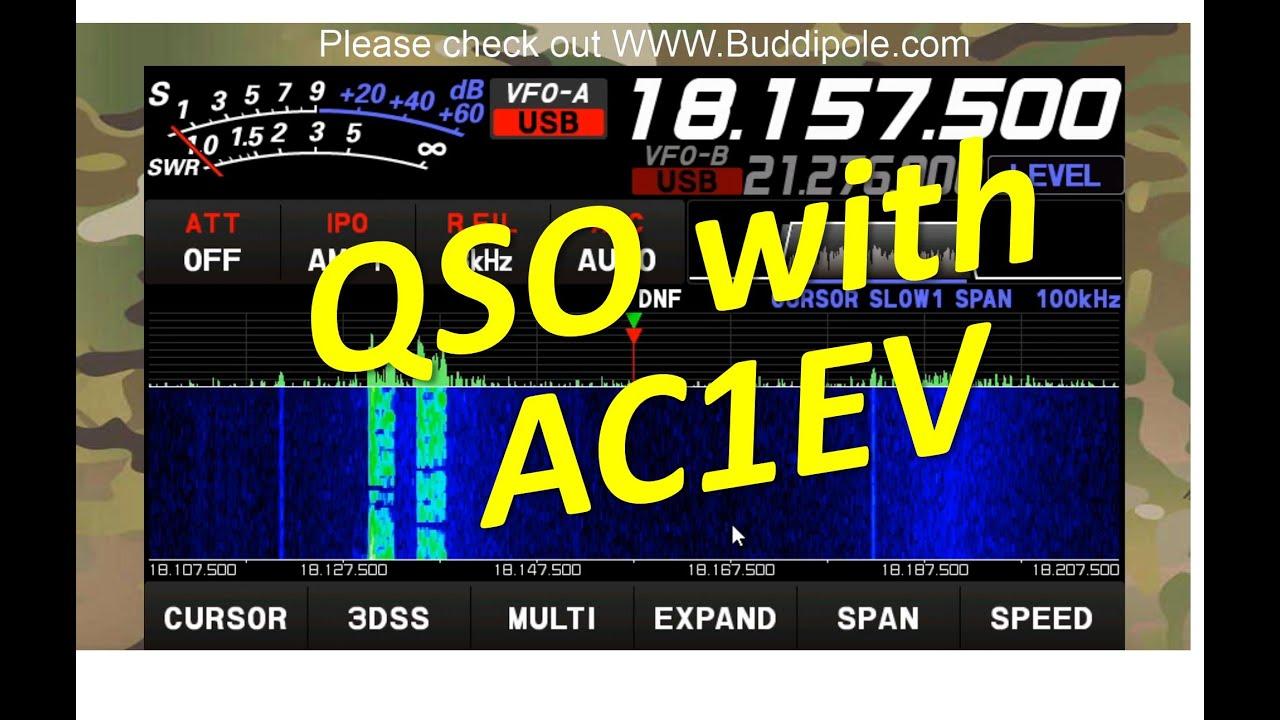 Short QSO with AC1EV
