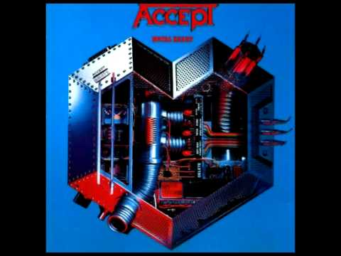 Accept - Metal Heart (Lyrics) music