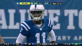 Dolphins vs Colts 2012 Week 9
